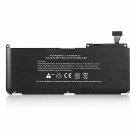 "Batteri til MacBook 13"" Unibody A1342 A1331 OEM"
