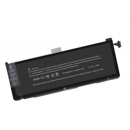"Batteri til MacBook Pro 17"" Unibody A1297 A1383 2011 (kompatibelt)"