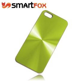 Smartfox Alucase Cover til iPhone 5 - Grøn