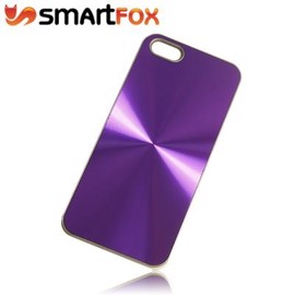 Smartfox Alucase Cover til iPhone 5 - Lilla