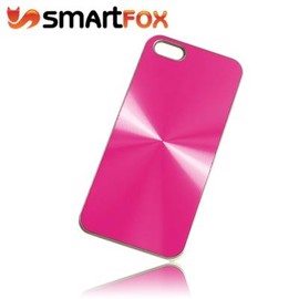 Smartfox Alucase Cover til iPhone 5 - Pink