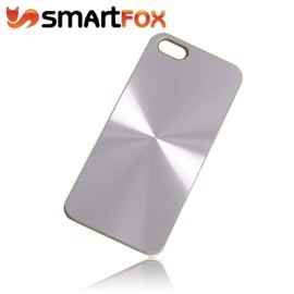 Smartfox Alucase Cover til iPhone 5 - Sølv
