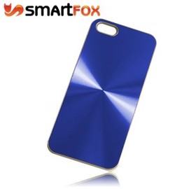 Smartfox Alucase Cover til iPhone 5 - Blå