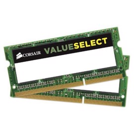 Corsair - SO DIMM - DDR2 - 4 GB - 2 x 2 GB - 667 MHz / PC2-5300
